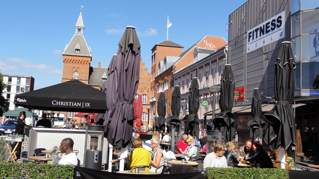 Shopping i Esbjerg by
