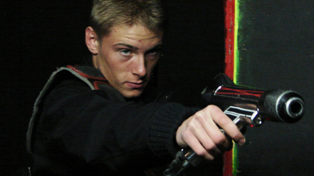 action house lasergame